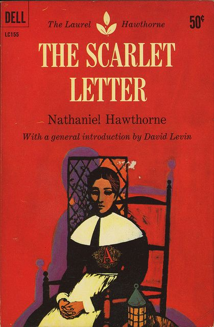 a review of nathaniel hawthornes the scarlet letter The scarlet letter nathaniel hawthorne 'the scarlet letter,' which explains as much of 'democratic review,' 1838-1846.