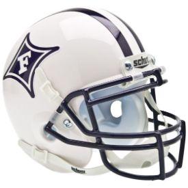 Furman Paladins Schutt XP Mini NCAA Helmet