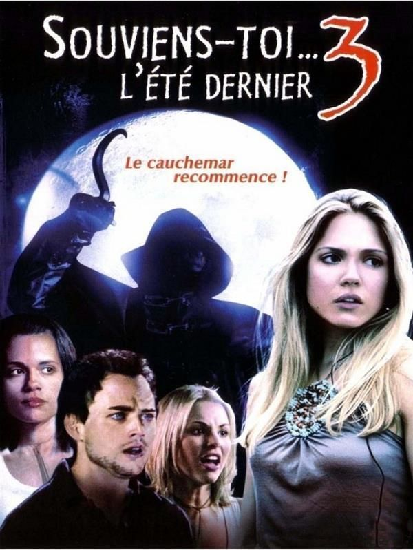 I'll Always Know What You Did Last Summer    Souviens toi l ete Dernier 3 2006 FRENCH DVDRip DivX torrey devitto brooke nevin    Support: Avi    Directeurs: Sylvain White    Année: 2006 - Genre: Horreur - Durée: 92 m.    Pays: United States of America - Langues: Français    Acteurs: Brooke Nevin, David Paetkau, K.C. Clyde, Seth Packard, Torrey DeVitto, Ben Easter, Clayton Taylor, Michael Flynn, Don Shanks