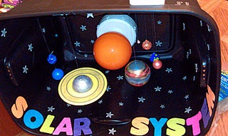 solar system brownie - photo #15