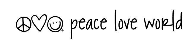 Peace, love, world Alina Villasante, Coleccion Peace Love World, Peace Love World Marca, News