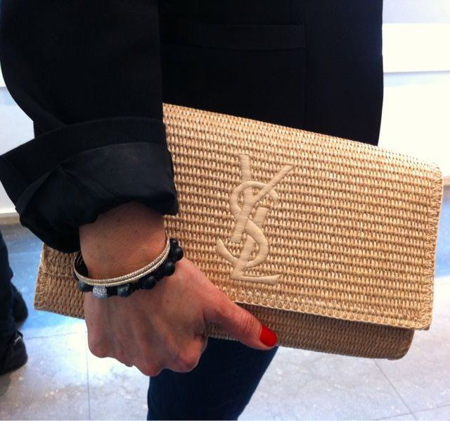 Trend Alert. New Versions of the Classic Clutch. More