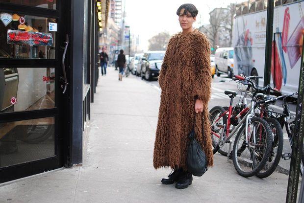 Spotted: Fatima Al Qadiri: Fashion 19, Fashion Weeks, New York Fashion Week, Runway Fashion