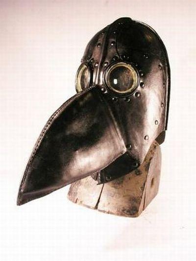 Steampunk Mask - The Raven | Walyo