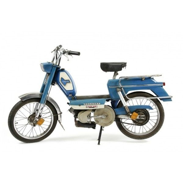 1977 Mopeds - 1970 Peugeot 104 for $510.00 in Vintage Mopeds... ❤ liked on Polyvore