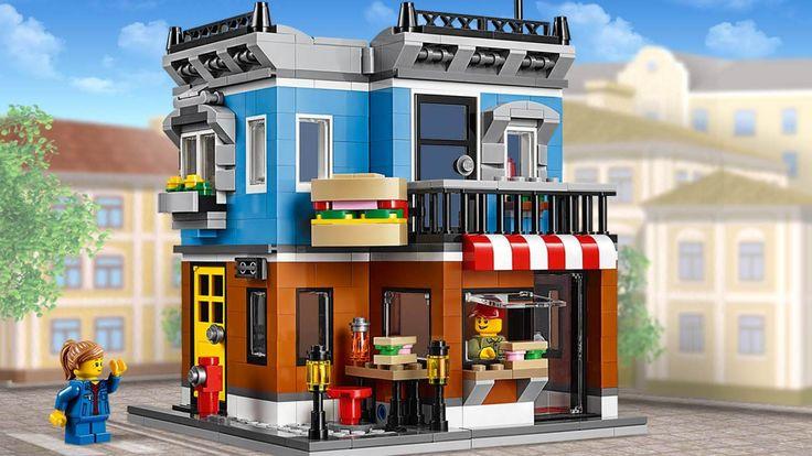 31050 Corner Deli - Products - Creator LEGO.com