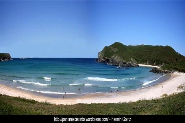Playa Pantín, Ferrol