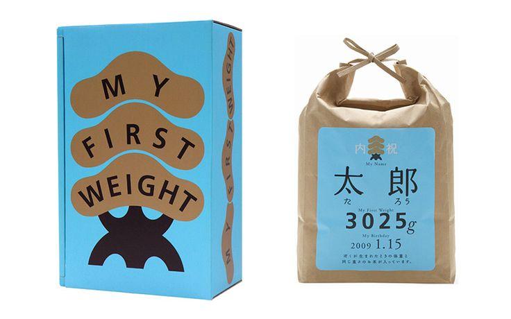 菊太屋米穀店  内祝いギフトパッケージ