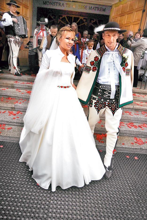 Góralski ślub Guzik