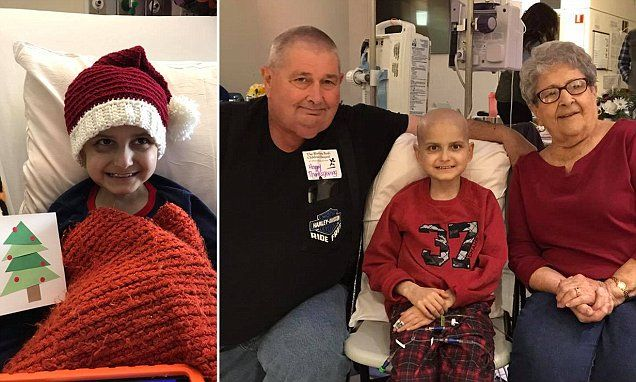 Greeting cards sought for sick boy who may not see Christmas