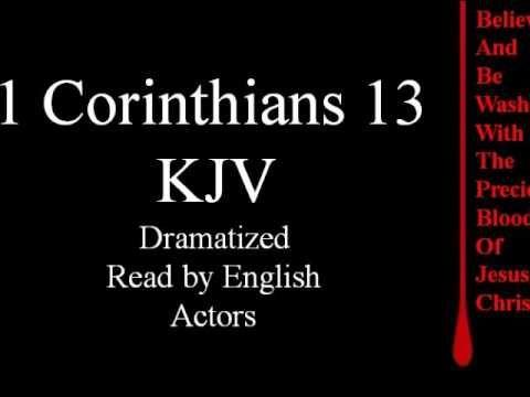 1 Corinthians 13 KJV