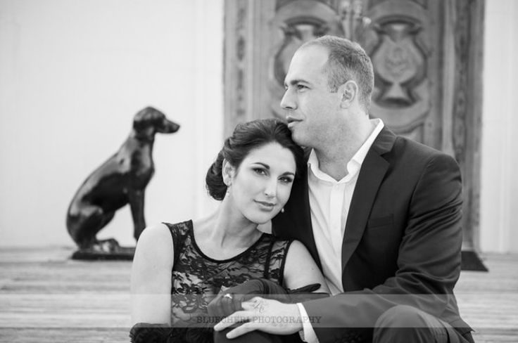 Robyn and Darren Styled Engagement Shoot at Brenaissance