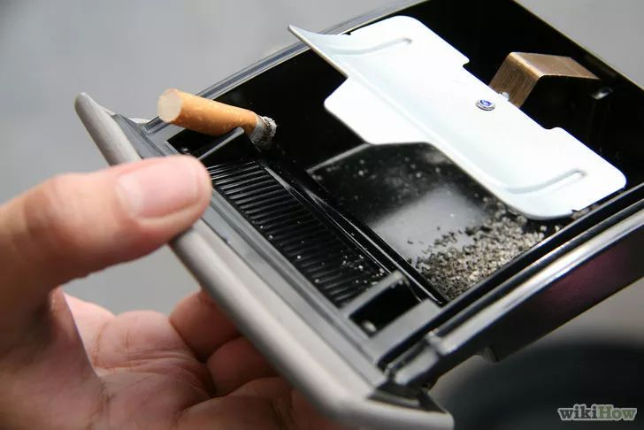 Image intitulée Get Rid of Tobacco Odors in Cars Step 3