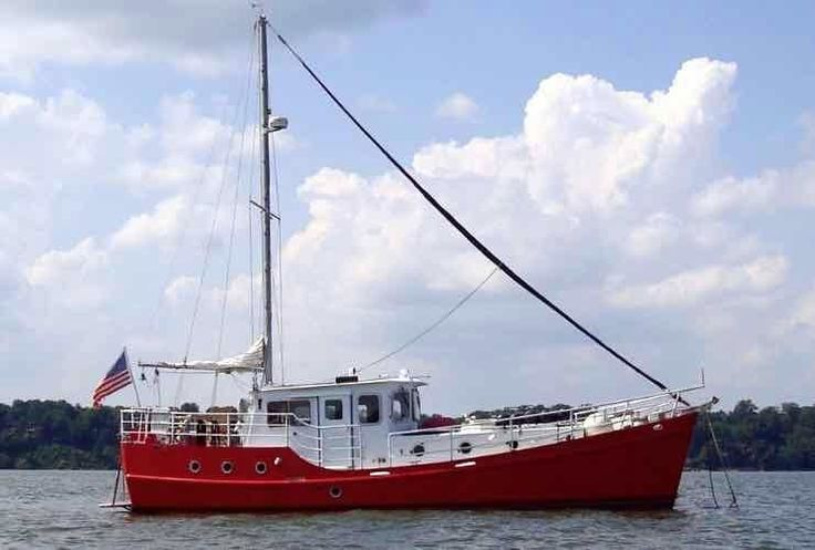 2001 Seahorse Diesel Duck Power Boat For Sale - www.yachtworld.com