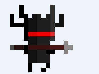 "Some kind of #foe"" - Any hints? #WIP #pixel #sprites"