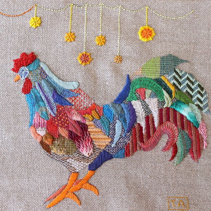 5652 Best Embroidery Images On Pinterest | Embroidery Stitches And Craft