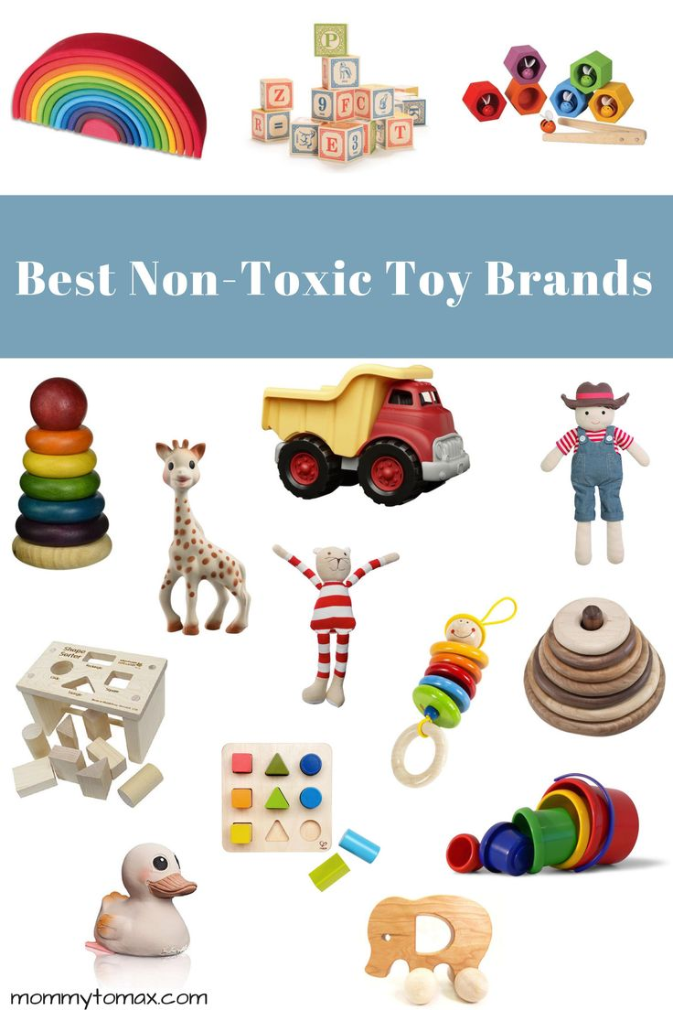 This post contains affiliate links. You can read about my disclosure policy here. Over the years, I have done a lot of research into the best non-toxic toy companies for babies and toddlers. I have also had the opportunity to accumulate toys from most of the... #applepark #bannortoys #camdenrose