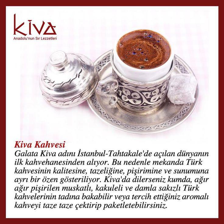 Kültürümüzün ve özellikle Kiva'nın vazgeçilmez bir simgesi haline gelen Türk Kahvesini, birbirinden farklı aromalarla sizlerle buluşturmak için sabırsızlanıyoruz!  #kivaankara #ankara #turkishrestaurant #turkishcuisine #cuisine #restoran #turkkahvesi #turkishcoffee