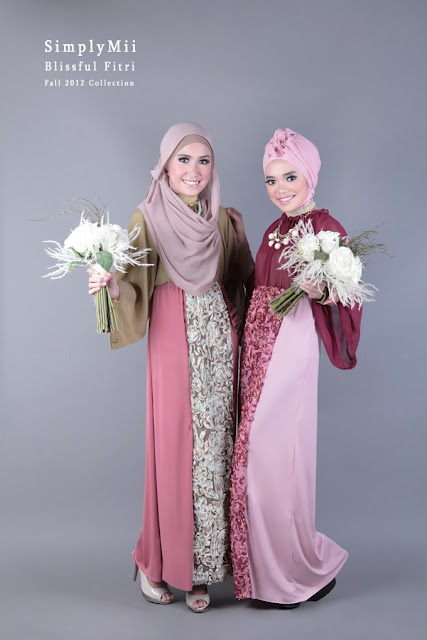 #SimplyMii Blissful Fitri Collection