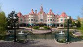 Disneyland Paris one of my least favourite resorts to stay in from all the ones I've been to, but still worth a visit.
