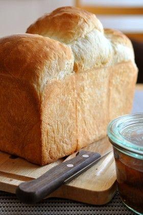 ◇パン・ド・ミ◇/普通焼きコース色薄め良く膨らんでフワフワのパン
