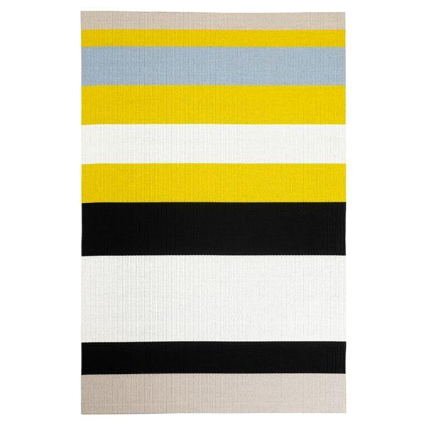 Avenue matto, kitti-keltainen