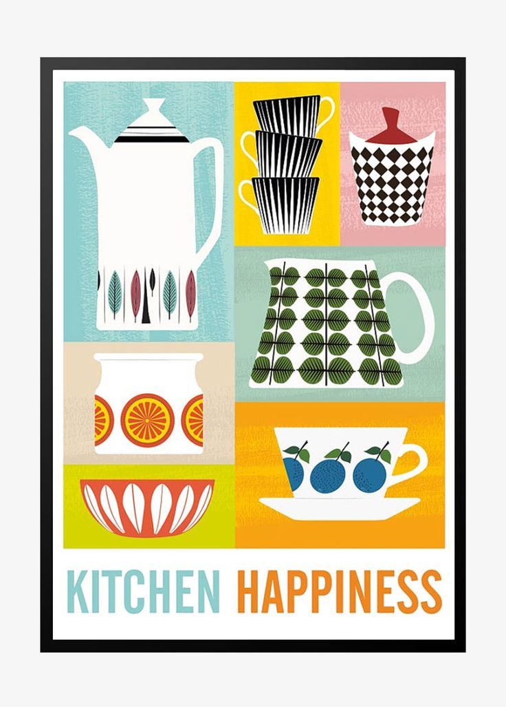 Kitchen happiness