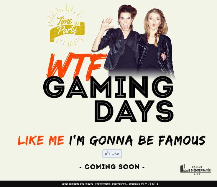 Réalisation campagne #communication #virale pour le #Casino Partouche de Nice.