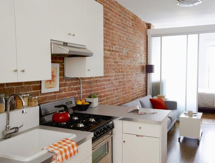 Die besten 25+ Rote küchenschränke Ideen auf Pinterest Rot - apothekerschrank küche ikea