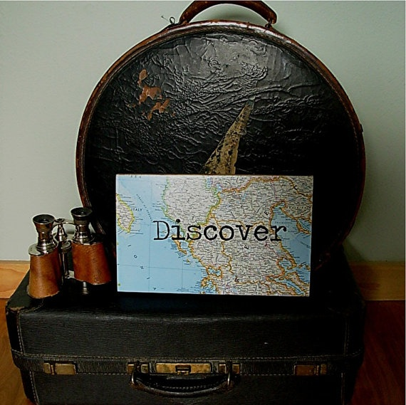 Old world travel from your living room.