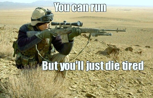 1000  images about Sniper quotes on Pinterest