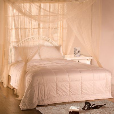 25 best ideas about four poster beds on pinterest 4 poster beds poster beds and 4 post bed - Poster bed canopy ideas ...