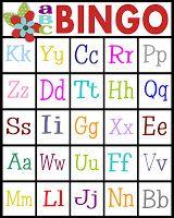 7 best images about ABC Bingo on Pinterest | Abc printable, Bingo ...