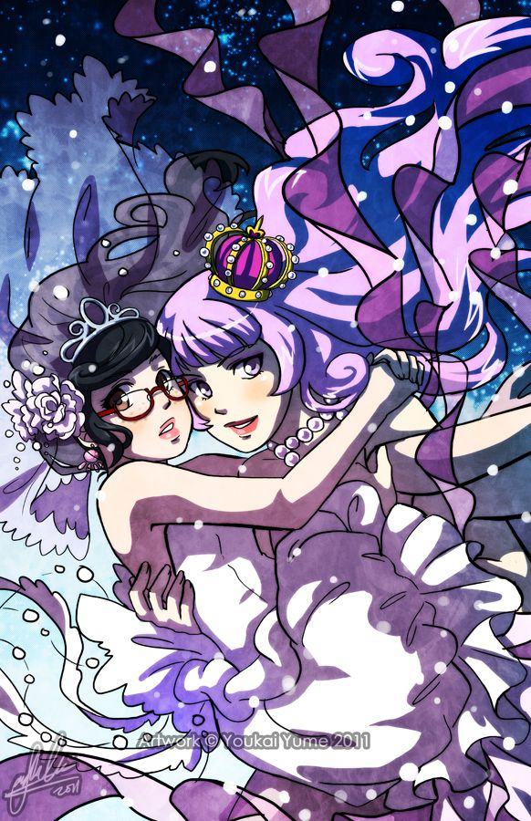 Kuragehime - Princess Charming by *YoukaiYume(Sandra Chiem, US) : Kuranosuke x Tsukimi