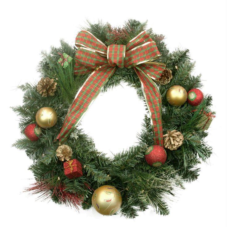 Vickerman Christmas Wreaths