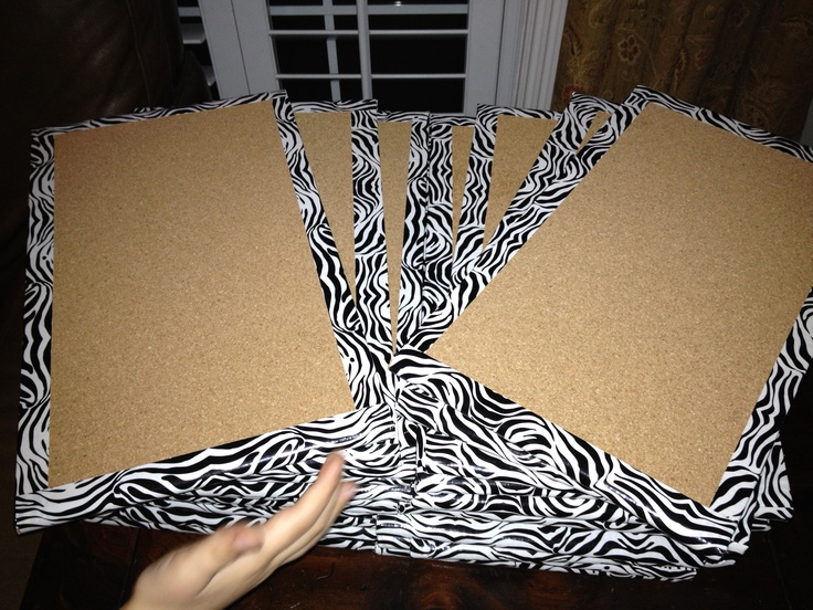 I made these! Cut cork panel (from Hobby Lobby) to desired size. Frame in patterned duct tape. Then I used paint pens to personalize! This is our incentive for my Girls on the Run team this year...each girl gets a fun new pushpin for each mile run. But a great bday party favor idea, or an easy way to decorate a kids' wall!