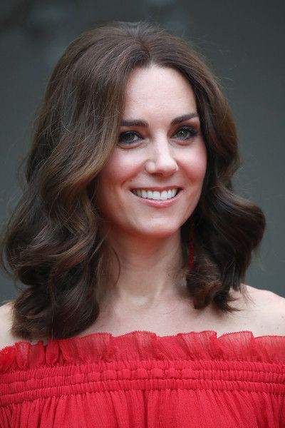 Kate Middleton Photos Photos - Prince William, Duke of Cambridge and Catherine, Duchess of Cambridge attend The Queen's Birthday Party at the British Ambassadorial Residence during an official visit to Poland and Germany on July 19, 2017 in Berlin, Germany. - The Duke and Duchess of Cambridge Visit Germany - Day 1