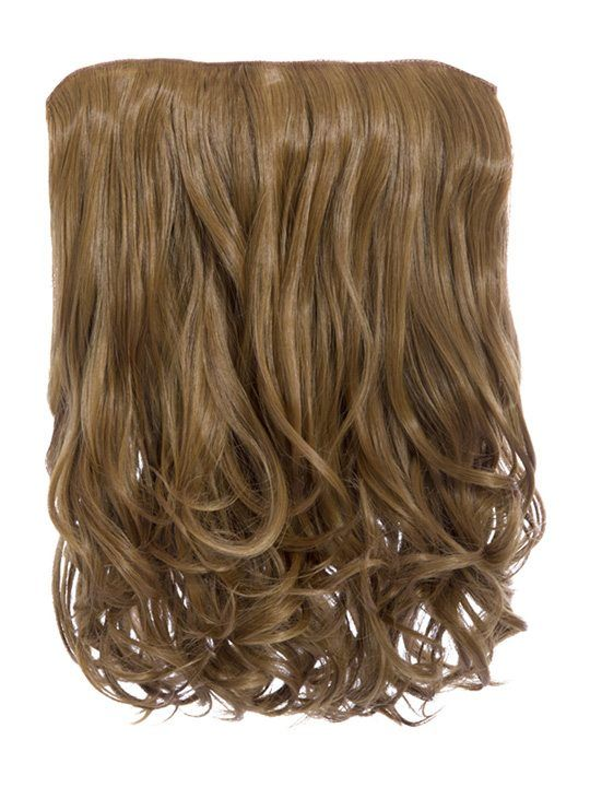 Rosie 1 Weft 16″ Curly Hair Extensions In Mixed Auburn – KOKO COUTURE
