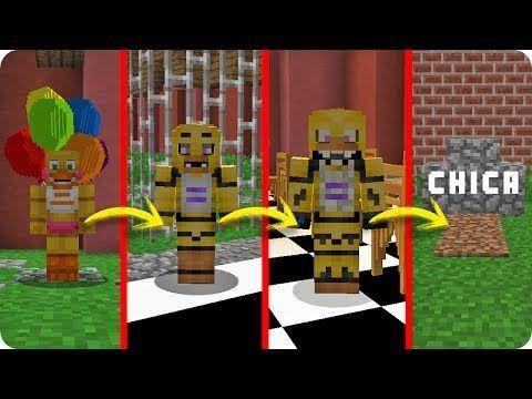 CHICA ANIMATRÓNICO FNAF VS LA VIDA EN MINECRAFT | SI EL CICLO DE VIDA EXISTIESE EN MINECRAFT - VER VÍDEO -> http://quehubocolombia.com/chica-animatronico-fnaf-vs-la-vida-en-minecraft-si-el-ciclo-de-vida-existiese-en-minecraft    El animatrónico Chica de Minecraft se vuelve viejo, envejece con el tiempo en Minecraft! Nace como bebé Toy Chica y va creciendo hasta envejecer como Chica de Five Night's At Freddy's FNAF y morir! El ciclo de vida en Minecraft! ====