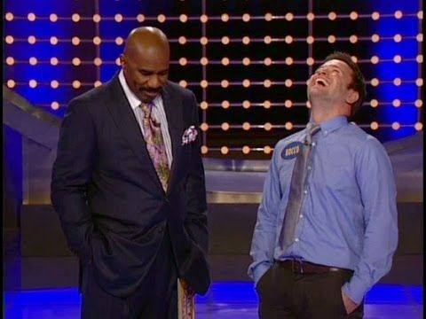 Best Answer Steve's Ever Heard! - Family Feud - YouTube