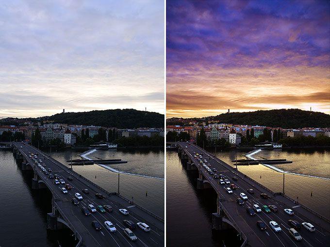 tutorial – haal alles uit je zonsondergang foto's