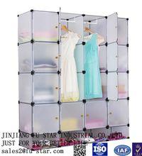 mobili camera da letto decorazione fai da te armadi portatili design per bambini vestiti guardaroba pieghevole armadio di stoccaggio di plastica del pattino