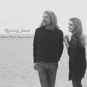 Réseau des médiathèques de l'Albigeois - Raising sand - Robert Plant