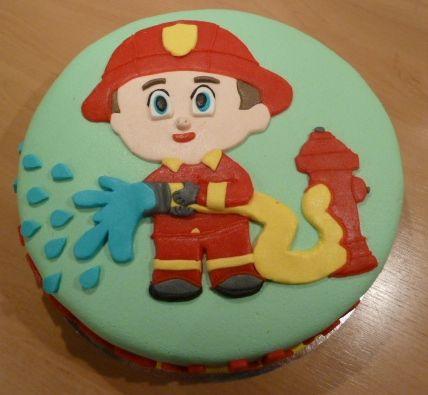 Brandweerman Jeroen
