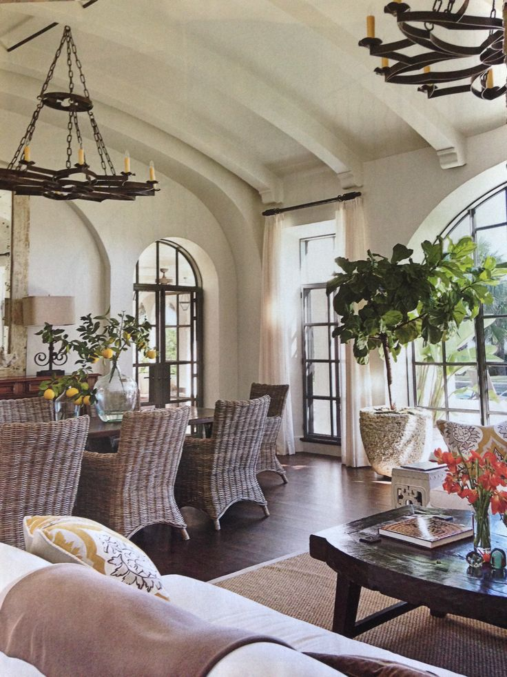 605 best images about ceilings on pinterest skylights for Arched ceiling beams