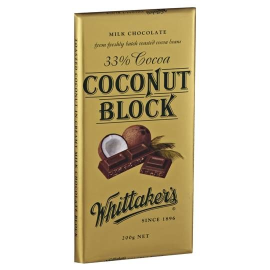 Whittakers Coconut | Woolworths