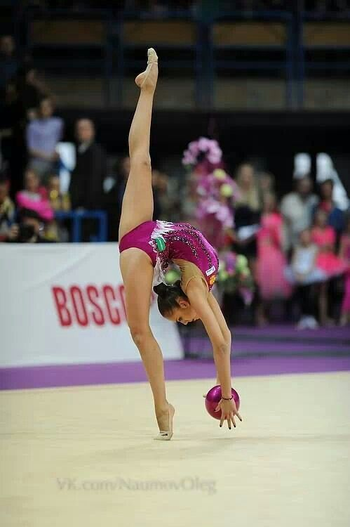 Margarita Mamun (Russia) /Grand Prix 2014 /Moscow...