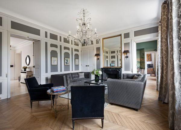 Montpensier Apartment Paris Live Like The French Royal Kings At Montpensier Paris Interiorde Spacious Living Room Living Room 2 Sofas Interior Design