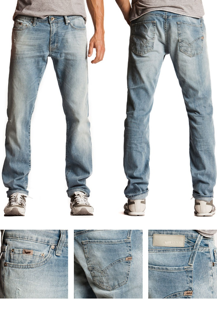 SS13 Men's Jeans. Fit: straight Model: Norton RS