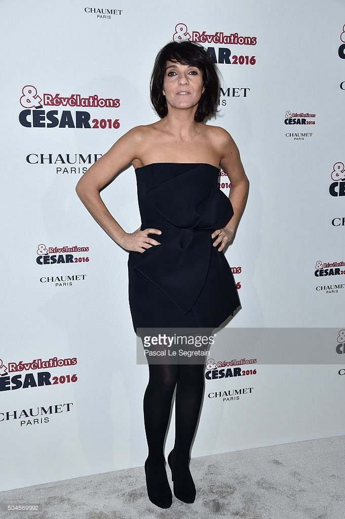 Photo d'actualité : Humorist Florence Foresti attends the 'Cesar -...